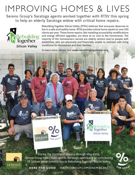 Rebuilding Together, Silicon Valley