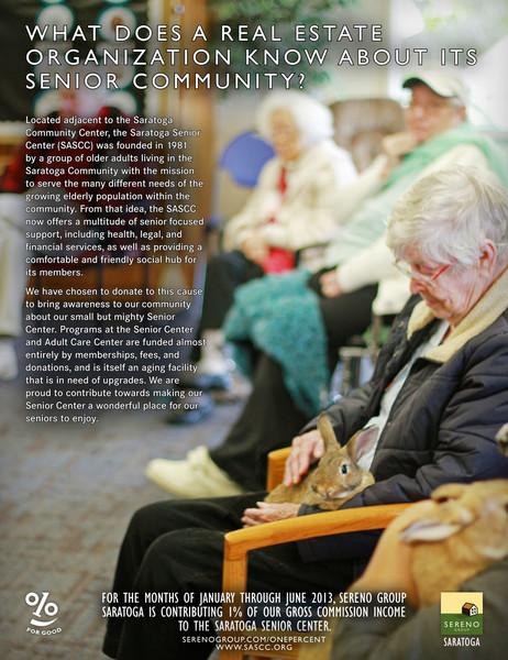 Saratoga Senior Center