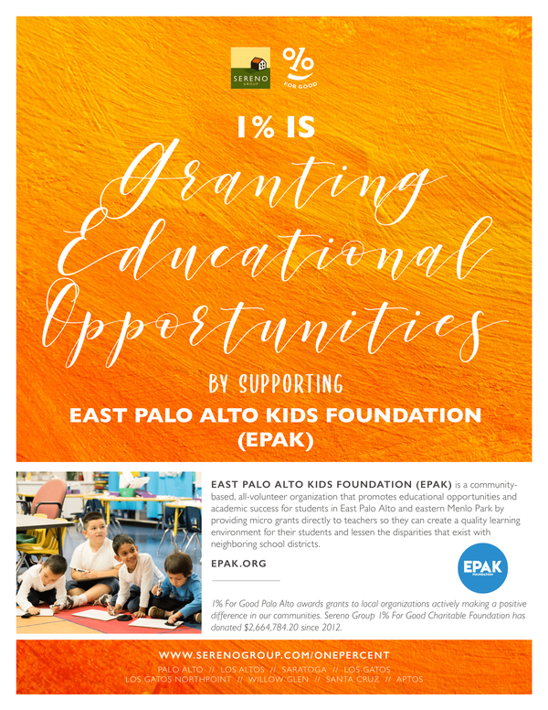 East Palo Alto Kids Foundation (EPAK)