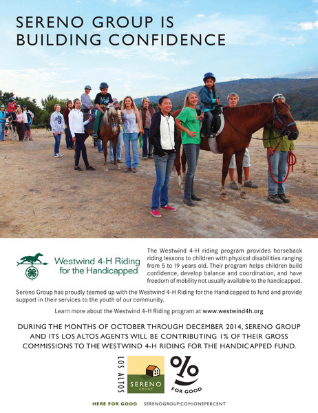 Westwind 4-H Riding for the Handicapped