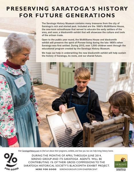 Saratoga Historical Society