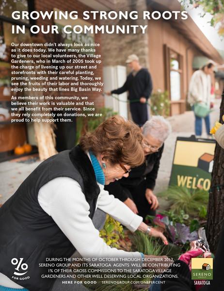 Saratoga Village Gardeners