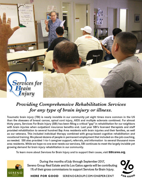 Services For Brain Injury
