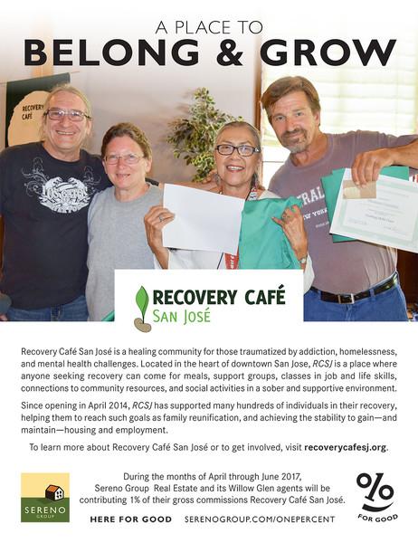 Recovery Café San José