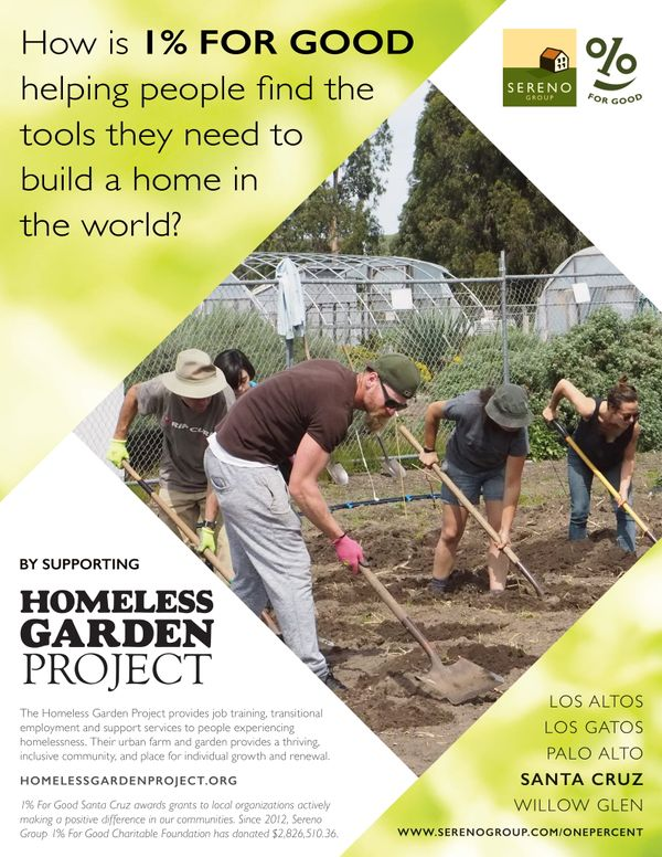 Homeless Garden Project - Pogonip Farm