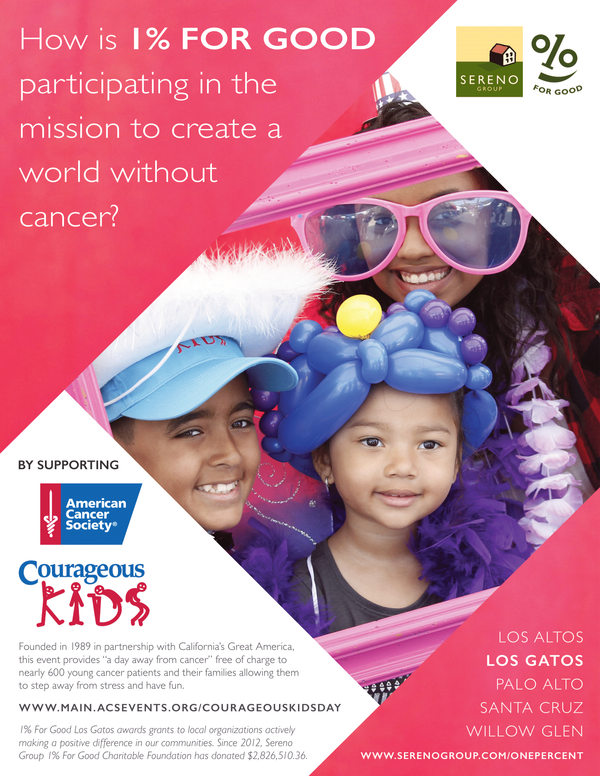 American Cancer Society, Courageous Kids
